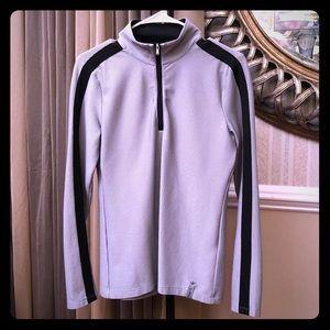 Grey active jacket by Ralph Lauren size M